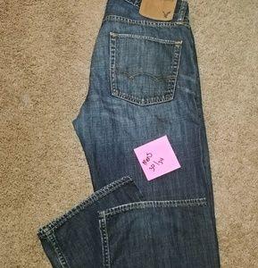 Mens American Eagle Dark Wash Jeans